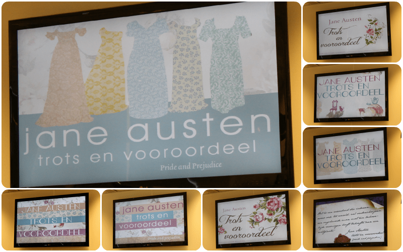 Zomer Books, Blogs & Borrel - Jane Austen Dwarsligger