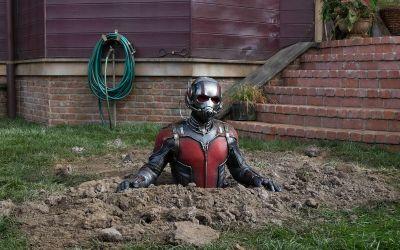 Filmrecensie | Ant-Man (2015)