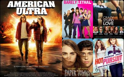 Mini-recensies | Deze films keek ik in augustus