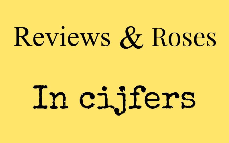 Het eerste jaar van Reviews & Roses in cijfers