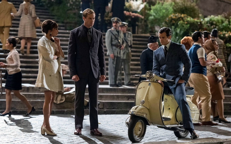 The Man from U.N.C.L.E. still