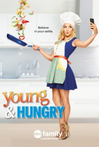 Young and Hungry poster