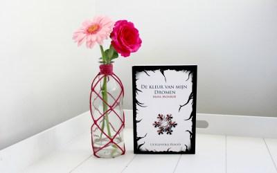 Boekrecensie | De kleur van mijn dromen – Maya Monroe