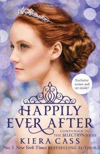 Boekrecensie   Happily Ever After – Kiera Cass