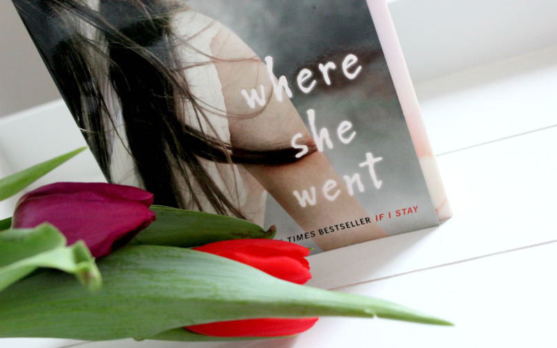 She Went - Gayle Forman