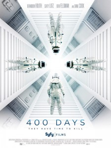 400 Days poster