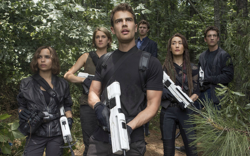 Filmrecensie | Allegiant (Divergent #3)