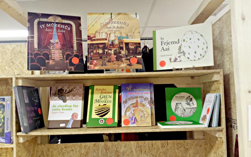 Jouw Marktkraam - Friese Kinderboeken