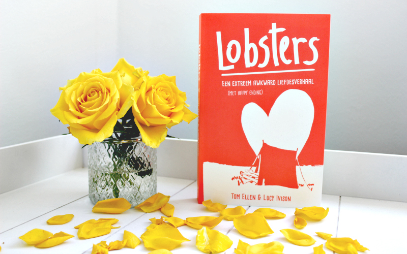 Boekrecensie | Lobsters – Tom Ellen & Lucy Ivison