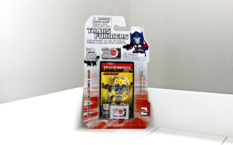 ZBOX - Transformers Figure