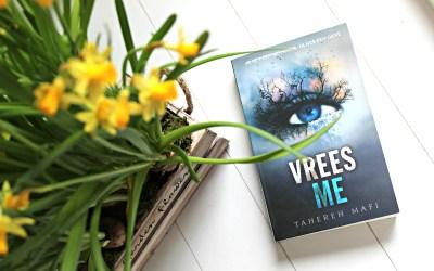 Boekrecensie | Vrees me – Tahereh Mafi