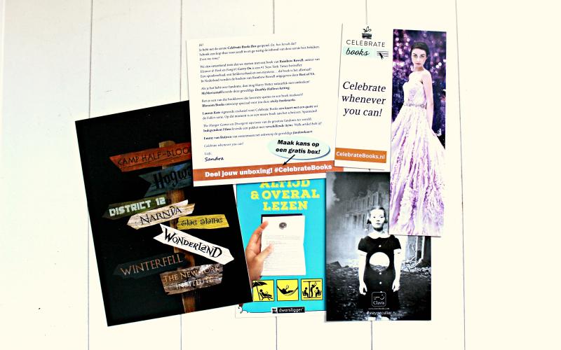Celebrate Books - April - Extra