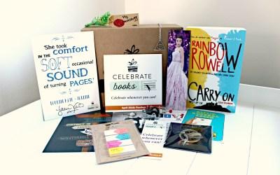 Celebrate Books Unboxing | Fandom