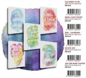 Scelta Publishing notitieboekjes