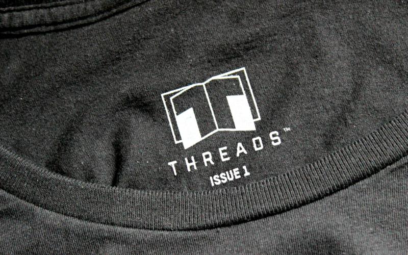 Threads maart 2016 - Threads issue 1