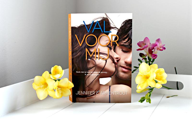 Boekrecensie | Val voor mij – Jennifer L. Armentrout