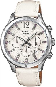 Casio Sheen SHE-5020L-7AEF horloge