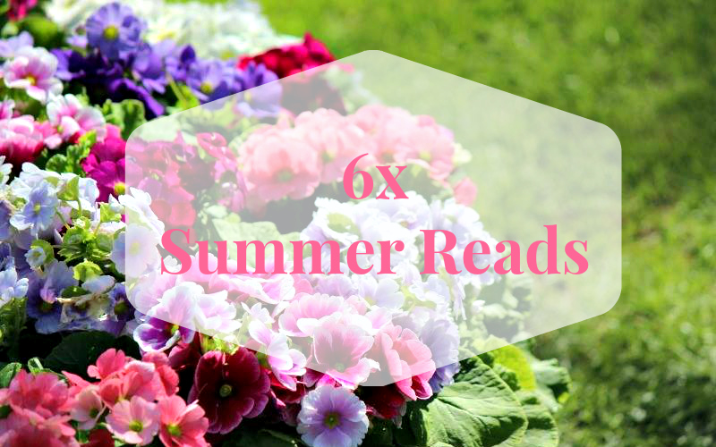 Mijn Summer Reads