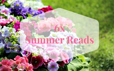 Mijn 6 Summer Reads