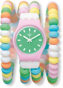 Swatch De Originals LP135B Caramellissima Small horloge