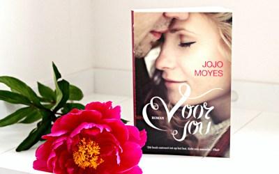 Boekrecensie   Voor Jou – Jojo Moyes