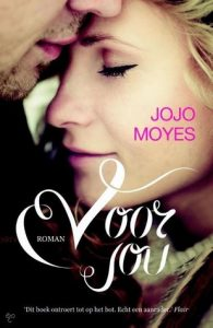 Voor Jou - Jojo Moyes cover