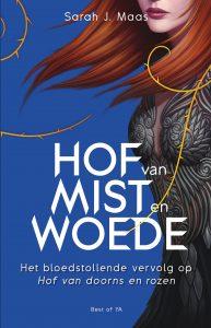 Hof van Mist en Woede - Sarah J. Maas