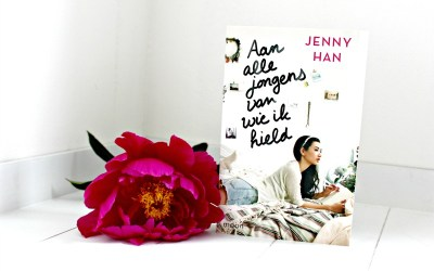 Boekrecensie   Aan alle jongens van wie ik hield – Jenny Han