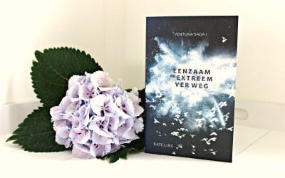 Boekrecensie | Eenzaam en extreem ver weg – Kate Ling