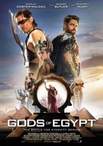 Gods of Egypt poster