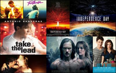 Mini-recensies #19 | Deze films keek ik in juli