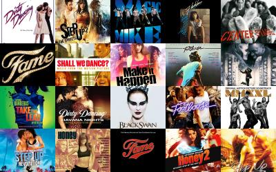 Dansfilmweek | Muziek in dansfilms