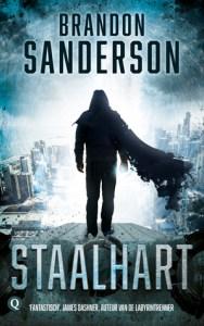 Boekrecensie | Staalhart – Brandon Sanderson