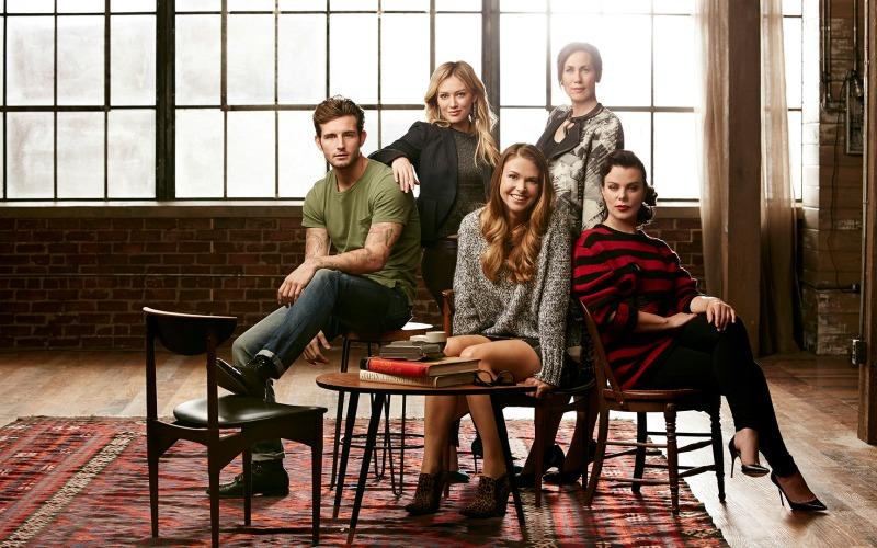 Tv-serie recensie   Younger – Seizoen 1