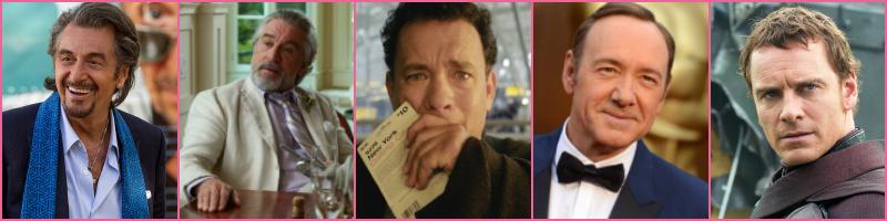 De tien beste acteurs estafette