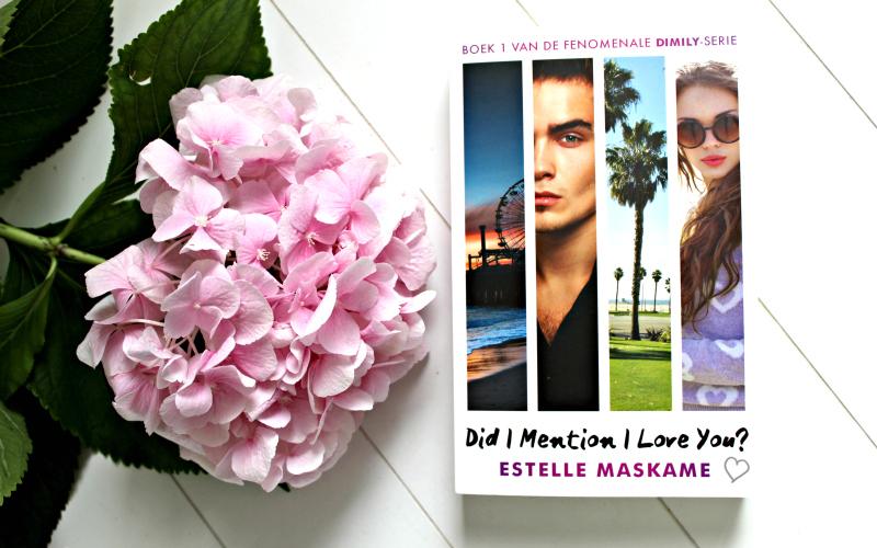 Estelle Maskame - Did I Mention I Love You