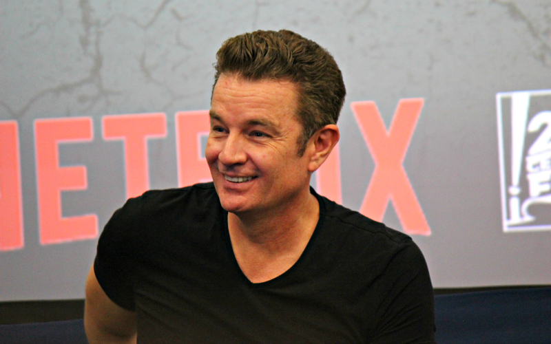 Amsterdam Comic Con - James Marsters