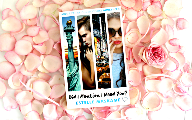 Did I Mention I Need You - Estelle Maskame