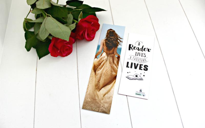 Celebrate Book - Glitter & Glamour - Boekenleggers
