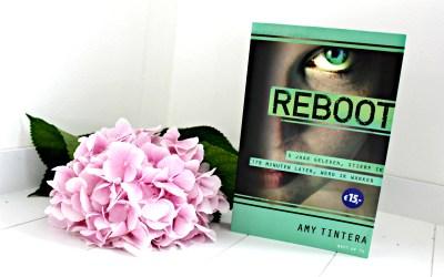 Boekrecensie | Reboot – Amy Tintera