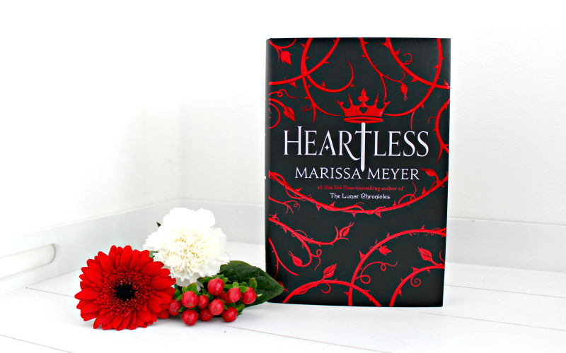 Celebrate Books - Read Like a Royal - Heartless - Marissa Meyer