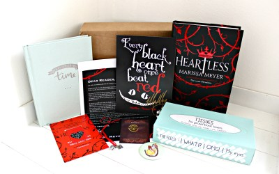 Unboxing | Celebrate Books – Read Like a Royal