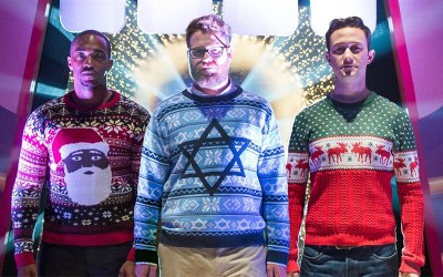 Filmrecensie | The Night Before (2015)