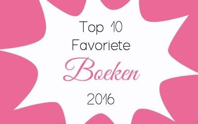 Top 10 Boeken uit 2016