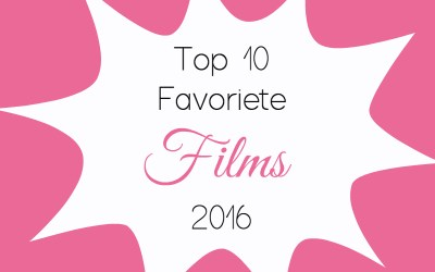 Top 10 Films uit 2016