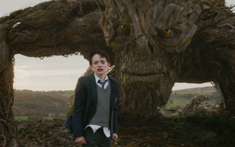 A Monster Calls still