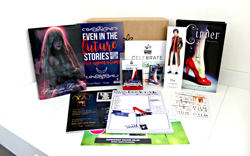 Celebrate Books Box - Once Upon a Time...