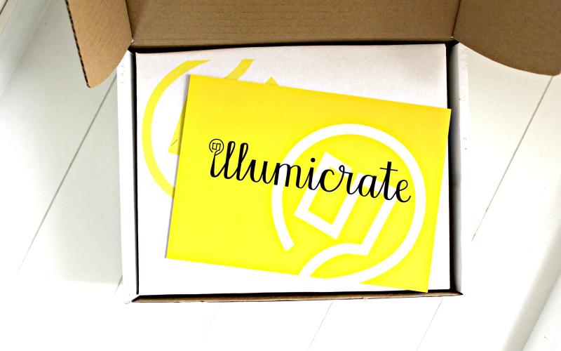 Unboxing | Illumicrate – Hidden Talents