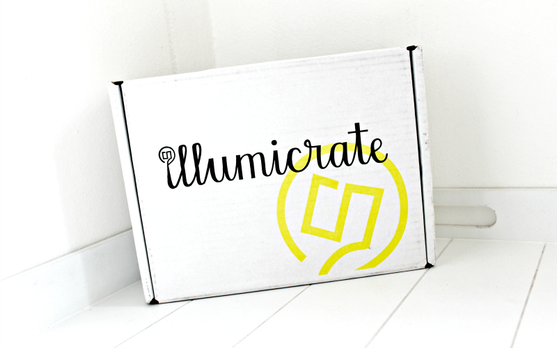 Unboxing | Illumicrate – Magic and Mayhem