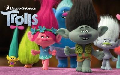 Filmrecensie | Trolls (2016)